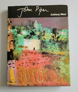 John Piper by Anthony West (Hardcover, 1979)
