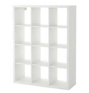 IKEA KALLAX Shelving unit, 112x147 cm