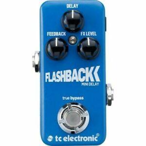 TC Electronic Flashback Mini Delay Electric Guitar FX Pedal