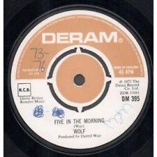 """Progressive Rock Vinyl-Schallplatten (1970er) mit Single 7"""" - Plattengröße"""