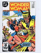 Wonder Woman #316 DC 1984