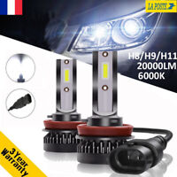 110W 20000LM H8 H9 H11 CREE LED Voiture Lampe Kit Phare Feux Xenon Blanc Ampoule