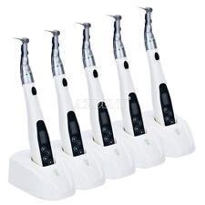 3pcs Dental LED Wireless Mini 16 1 Reduction Contra Angle Endo Motor Treatment