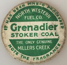 Grenadier Stoker Coal Token Fiber Note the Fragrance Advertising Token 42mm LOOK