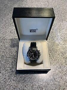 Montblanc Meisterstuck Sport XXL Chronograph Luxury Watch 7034