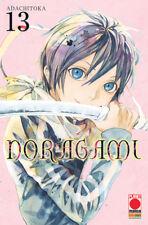 manga NORAGAMI N. 13 panini planet nuovo