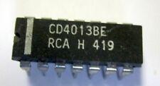 RCA CD4013BE CMOS Dual D-Type Flip Flop DIL14 (Pk of 4)