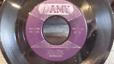 RAMRODS GHOST RIDERS IN THE SKY / ZIG-ZAG 45 ON AMY RECORDS