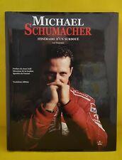 FORMULE 1 - BIOGRAPHIE / MICHAEL SCHUMACHER ITINERAIRE D'UN SURDOUE - DOMENJOZ