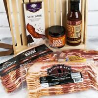 igourmet American Artisan's Gourmet Bacon Gift Basket