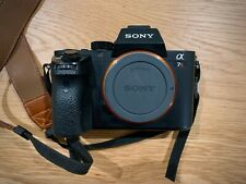 Sony Alpha a7R II 42.4MP Digital Camera - Black (Body Only) w/ EXTRAS!!!