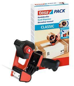Tesa Paketbandabroller Classic Packband Handdbroller TESA 56403