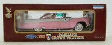 Ford Fairlane Crown Victoria Car 1955 Road Legends 1:18 Diecast Collection