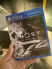 Ghost of Tsushima -- Launch Edition (Sony PlayStation 4, 2020)