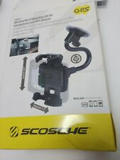 Scosche Universal Window/Vent Mount iphone ipod touch android GPS devices IUHW9R