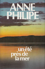 """Livre Roman """" Un été près de la mer """" A. Philipe """" ( No 700 ) Book"""