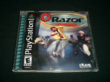 Razor Racing (PlayStation) Complete PS1 PS2 PS3