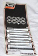 Harley Shovelhead Panhead Head Bolt Kit 1948 - 1984 New Made in USA (145)
