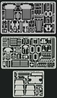 EDUARD 1/35 PE PHOTO-ETCHED DETAIL SET for TRUMPETER BRITISH 155mm AS-90 SPH