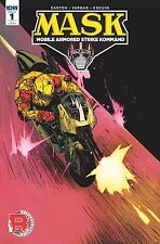 Mask 1 Variant 1:50 Paul Pope Very Low Print Run RI NM or better condition