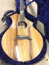 Breedlove CM Custom Limited Ed. Calendar VII Acoustic Guitar no. 2 of 12 N-Mint