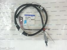 Ssangyong Part PARKING BRAKE CABLE RR-RH  for REXTON w/5LINK,DISC 07~ 4902108000