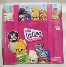 Shopkins REAL LITTLES COLLECTORS CASE Includes Exclusive Strawberry Poptarts New