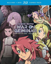 Tenchi Muyo War on Geminar The Complete Series Region a BLURAY DVD