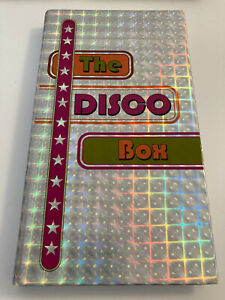 The Disco Box - 4 CD Compilation Set - With extensive book - 80 Disco Tracks