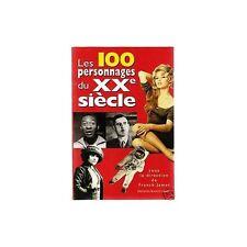LES 100 PERSONNAGES DU XXème SIECLE Bardot Pelé etc...