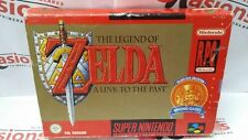 THE LEGEND OF ZELDA, A link to the past SUPER NINTENDO, pal España