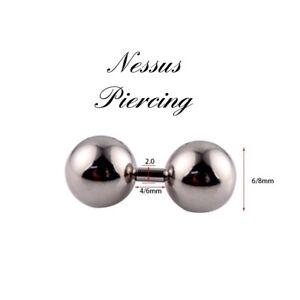 female genital piercing VCH vertical clit hood labia Christina pleasure frenum