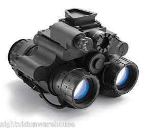 NVD BNVD-G Dual Gain Night Vision Dual Tube Binocular Gen. 3 ULTRA