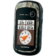 Garmin eTrex 20xt Handheld GPS with Preloaded TOPO 100k US Maps 010-01508-30