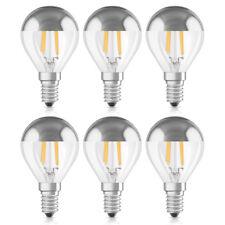 Osram Ampoule LED E14 Standard Déco Calotte Argentée 4