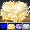 20-1000 LEDs Christmas Fairy String Lights Wedding Party Holiday Tree Decoration