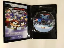 South Park The Fractured But Whole PC game box only NO GAME