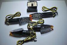 SET OF 4 LED E MARKED INDICATORS FREE 2 PIN LED FOR HONDA CBR125 ALL MODELS