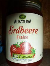 Alnatura Erdbeere Bio Fruchtaufstrich 420gr. Glas