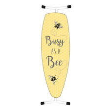 Country Club Ironing Board Cover, Busy Bee Laundry Iron Cute Novelty Homewares