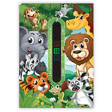 A6 Nursery, Baby and Childrens  Jungle Room Thermometers