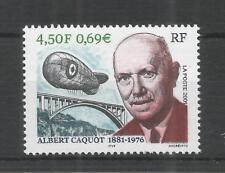 FRANCE 2001 ALBERT CAQUOT SG,3739 U/M LOT 8611A