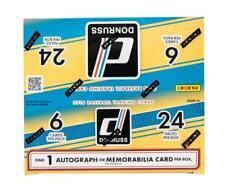 2016 Panini Donruss Baseball 24 Pack Box Retail 1 auto / Mem Factory Sealed