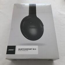 Bose QC35 II QuietComfort 2 Noise Canceling Wireless - Black - Brand New Sealed