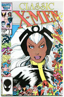 CLASSIC X-MEN #3, VF/NM, Arthur Adams, Wolverine, Storm, John Bolton, 1986