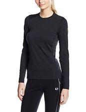 ARCTERYX Women's Phase SL Crew LS Top XL Extra Large Black NEW MSRP $75