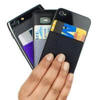 Fall Universal Handytasche Telefon-Kartenhalter Elastisch Kleber-Aufkleber