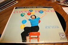 LP   Connie Francis  The Exciting
