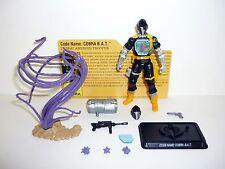 GI JOE COBRA BAT 25th Anniversary Figure ROC COMPLETE w/FILE CARD C9+ v21 2009