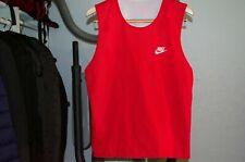 Mens Nike reversible tank top basketball jersey red/white